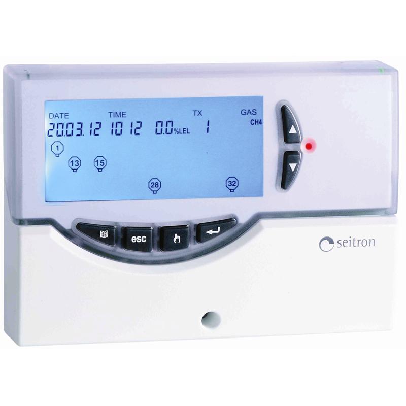 Сигнализатор загазованности Seitron RGDCOOMP1 (CO)